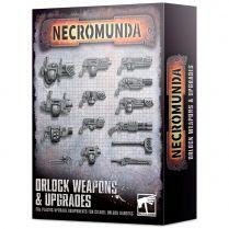 Necromunda: Orlock Weapons and Upgrades
