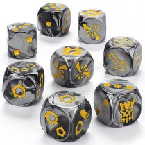 Necromunda. Enforcer Patrol Dice Set