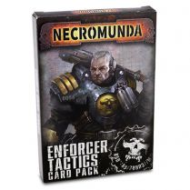 Necromunda. Enforcer Tactics Card Pack