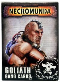 Necromunda Goliath Gang Cards