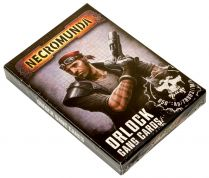 Necromunda Orlock Gang Tactics Cards