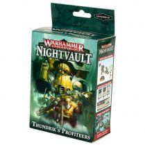 Warhammer Underworlds Nightvault: Thundrik's Profiteers на английском языке