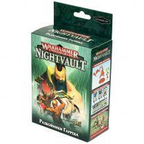 Warhammer Underworlds Nightvault: Разбойники Гаррека