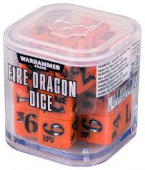 Fire Dragon Dice