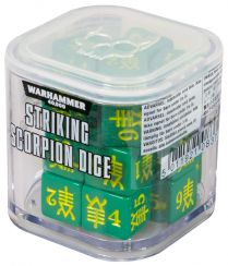 Striking Scorpion Dice
