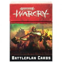 WARCRY: Battleplan Cards на английском языке