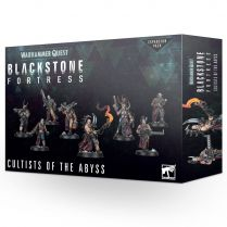 Warhammer Quest: Blackstone Fortress. Cultists of The Abyss