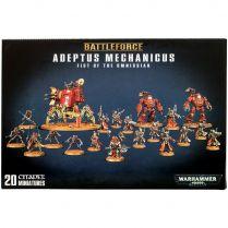 Adeptus Mechanicus Fist of the Omnissiah