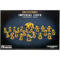 Imperial Fists Supremacy Force