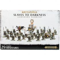 Slaves to Darkness Godsworn Warband