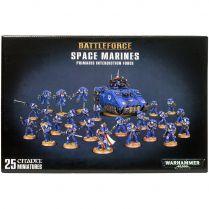 Space Marine Primaris Interdiction Force