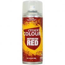 Краска Spray: Mephiston Red