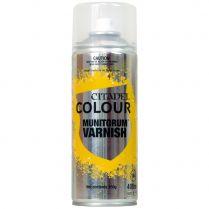 Краска Spray: Munitorum Varnish