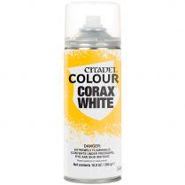 Краска Spray: Corax White