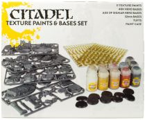 Набор красок: Сitadel texture paints & bases set 2017