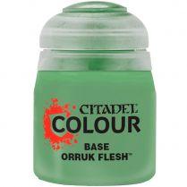Краска Base: Orruk Flesh