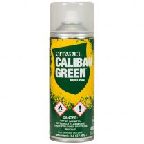 Краска Spray: Caliban Green