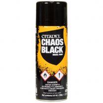 Краска Spray: Chaos Black (2016)