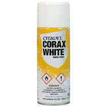 Краска Spray: Corax White