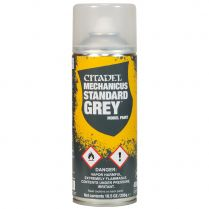 Mechanicus Standart Grey Spray