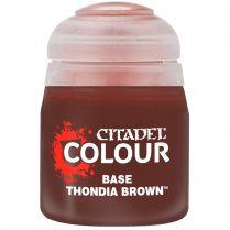 Краска Base: Thondia Brown