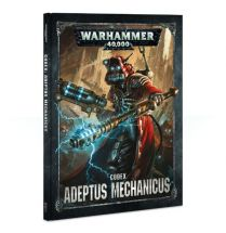 Codex: Adeptus Mechanicus (Hardback) (english)