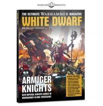 White Dwarf April 2018