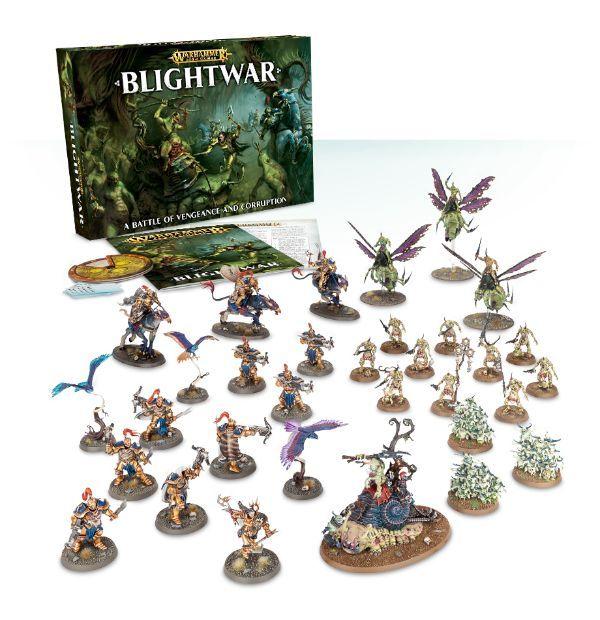Купить Age of Sigmar: Blightwar (English), Настольная игра Games Workshop