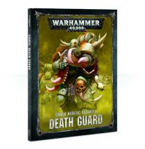 Codex: Death Guard 8th edition (Hardback)