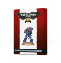 30 years of Warhammer 40000: Primaris Veteran Sergeant