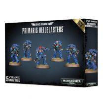 Primaris Space Marines Hellblasters Combat Squad