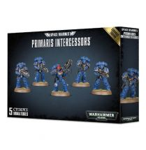 Primaris Space Marines Intercessors Combat Squad