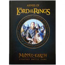Armies of The Lord of the Rings (Hardback)