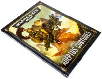Codex: Adeptus Custodes 8th edition (Hardback)