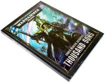 Codex: Thousand Sons 8th edition (Hardback)