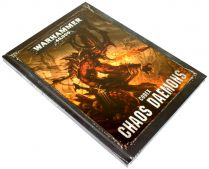Codex: Chaos Daemons 8th edition (Hardback)