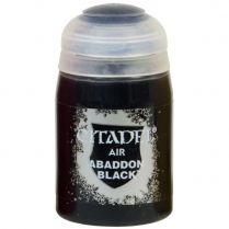 Краска Air: Abaddon Black (24 мл)