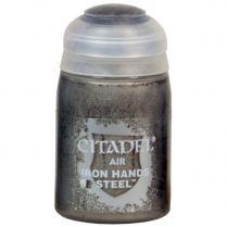 Краска Air:Iron Hands Steel (24 мл)
