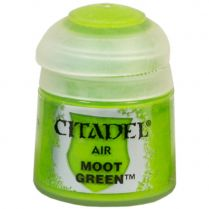 Краска Air: Moot Green