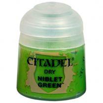 Краска Dry: Niblet Green