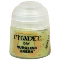 Краска Dry: Nurgling Green