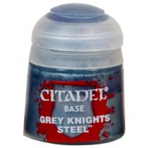 Краска Base: Grey Knights Steel