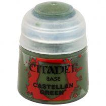 Краска Base: Castellan Green