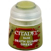 Краска Base: Death Guard Green (12ml)
