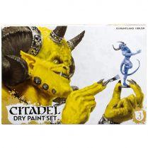 Набор красок: Citadel Dry Paint Set