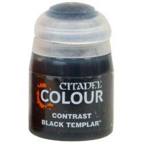 Краска Contrast: Black Templar