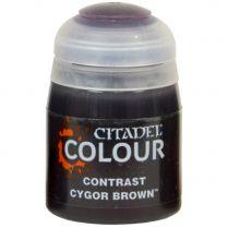 Краска Contrast: Cygor Brown