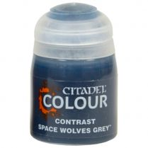 Краска Contrast: Space Wolves Grey