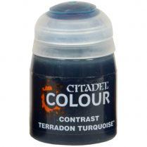 Краска Contrast: Terradon Turquoise