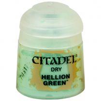 Краска Dry: Hellion Green